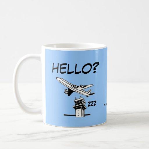 HELLO? - Air Traffic Control Mug