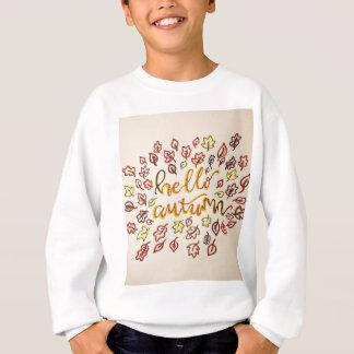 Hello Autumn Sweatshirt