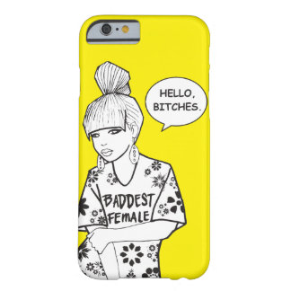 Hello B Barely There iPhone 6 Case