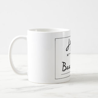 Hello Beautiful Lips Coffee Mug