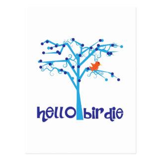 Hello Birdie Postcards