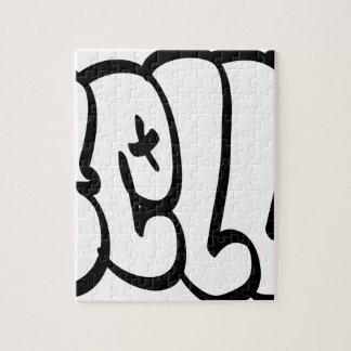 HELLO BUBBLE GRAFFITI PUZZLES