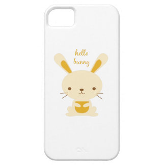 Hello Bunny iPhone 5 Covers