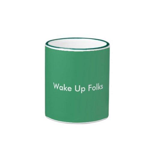 Hello Coffee Breakers , Good Morning Coffee Mugs