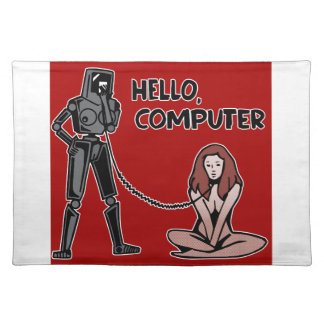 Hello, Computer Placemat