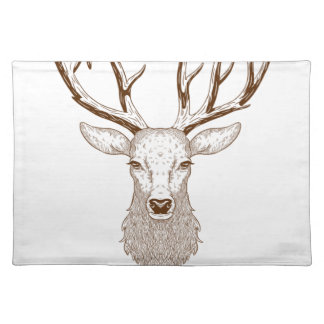Hello Deer Placemat
