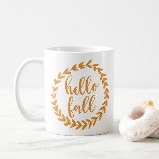 Hello Fall | Coffee Mug