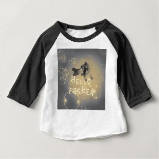 Hello fisher baby T-Shirt