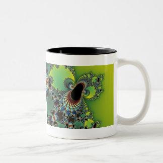 Hello - Fractal Coffee Mug