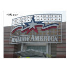 Hello from... Mall of America Postcard