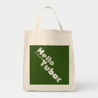 Hello from Tubac Tote Bag