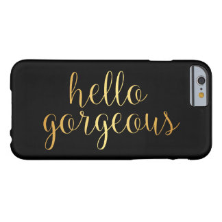Hello Gorgeous iPhone Cover