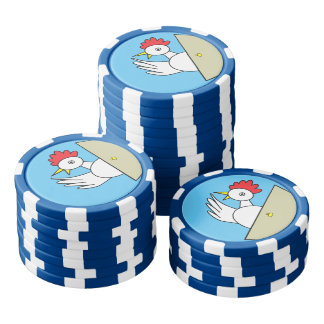 Hello!  Hello! Poker Chips