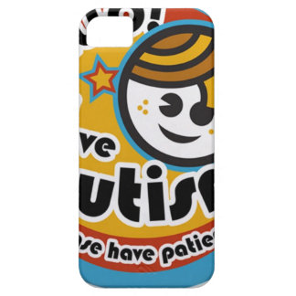 HELLO I HAVE AUTISM - AWARENESS iPhone 5 CASE