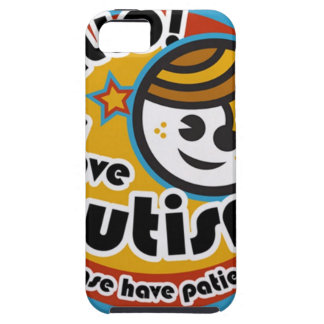 HELLO I HAVE AUTISM - AWARENESS iPhone 5 COVER