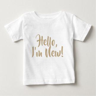 Hello, I'm New! T-Shirt