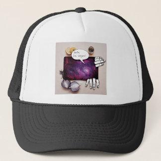 Hello, I'm Vegan Trucker Hat