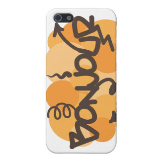 Hello in French Bonjour graffiti Case For The iPhone 5