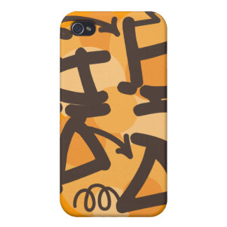 Hello in Irish in graffiti style Case For The iPhone 4