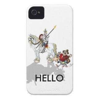 Hello iPhone 4 Cover