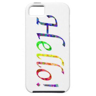hello! iPhone 5 case