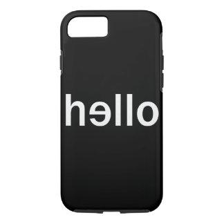 hello iPhone 7 case