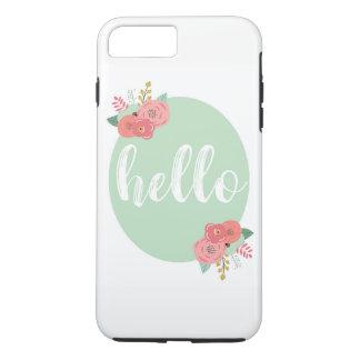 Hello iPhone Cover