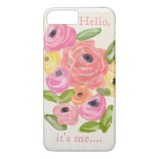 Hello, its me.... iPhone 7 plus case