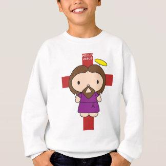 Hello Jesus Sweatshirt