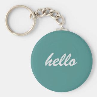 Hello Keyring