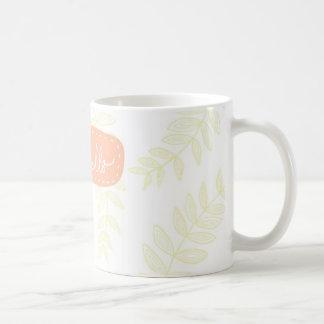 Hello Kiwi Coffee Mug