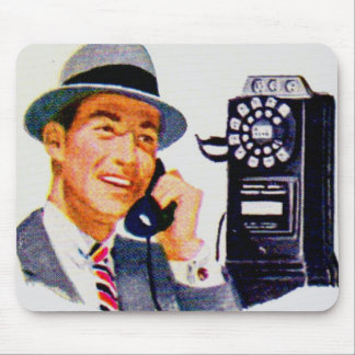 Hello, Mabel? It's Tony. Mouse Pad