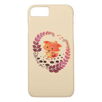 Hello, Miss Fox! iPhone 7 Case