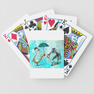 HELLO NEIGHBOR BICYCLE PLAYING CARDS
