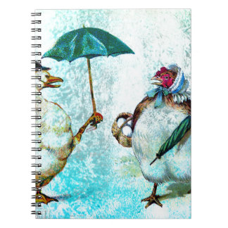 HELLO NEIGHBOR SPIRAL NOTEBOOK