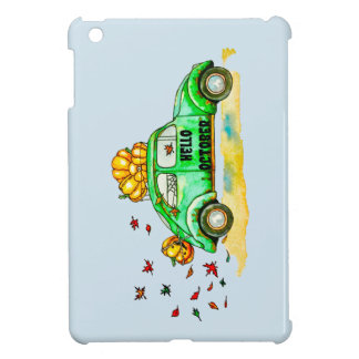 hello october iPad mini cases