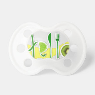 hello pacifier