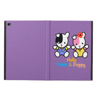 Hello Patch and Poppy iPad Air2 case
