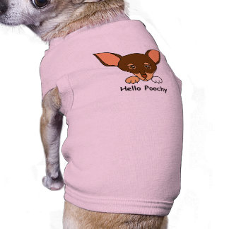 Hello Poochy Shirt