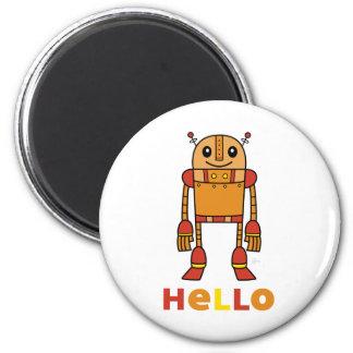 Hello Robot - Magnet