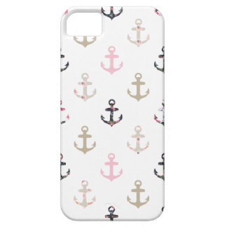 Hello Sailor Retro Vintage Girly Nautical Anchors iPhone 5 Case