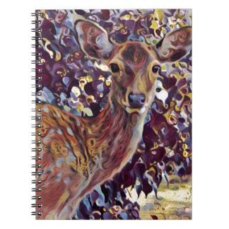 Hello :-) spiral notebook