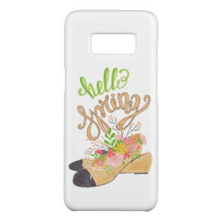 Hello Spring Case-Mate Samsung Galaxy S8 Case