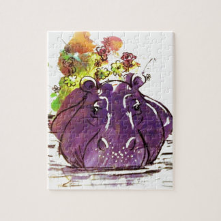 Hello Spring Jigsaw Puzzle