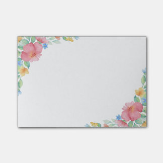 Hello Spring Post-it Notes