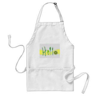 hello standard apron