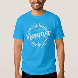 Hello Summer Design T-shirts