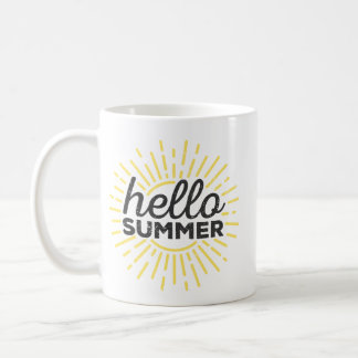 Hello Summer Mug