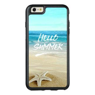 Hello Summer Starfish Sunshine Beach OtterBox iPhone 6/6s Plus Case