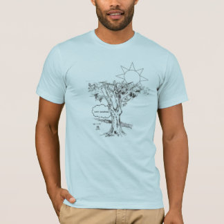 Hello Sunshine, Hello Tree T-Shirt